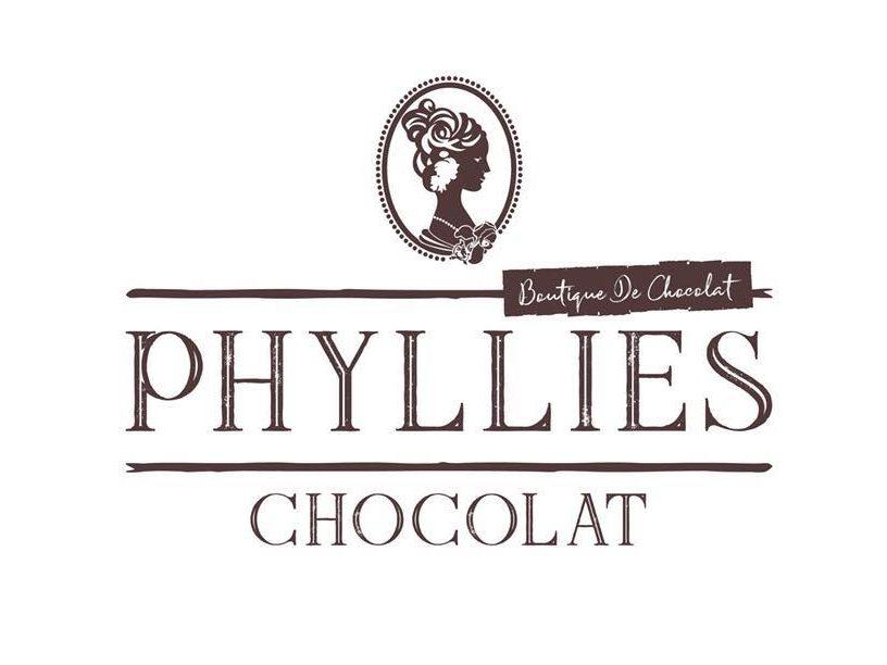 Logo Phyllies Boutique de Chocolat